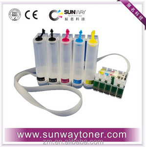 Factory price wholesale ciss ink tank for epson, high quality ciss with chip and ink