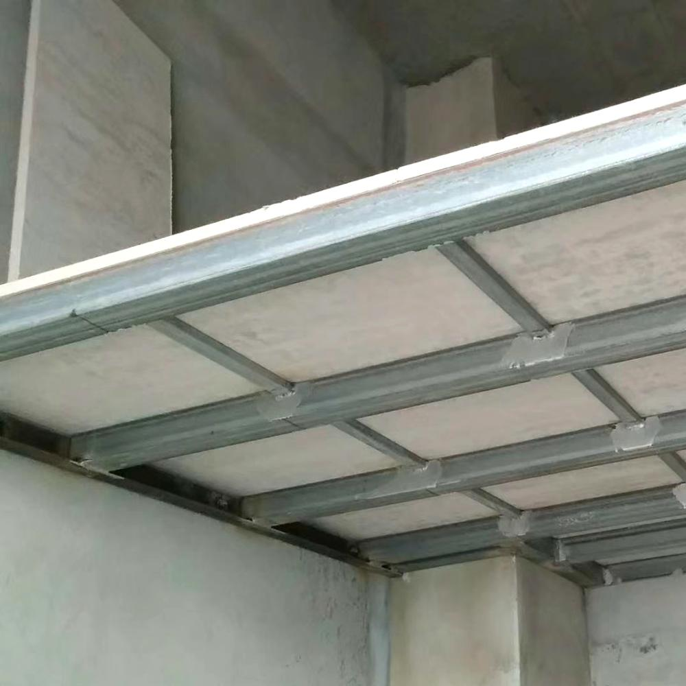 Compressed 30mm Fiber Cement Board For