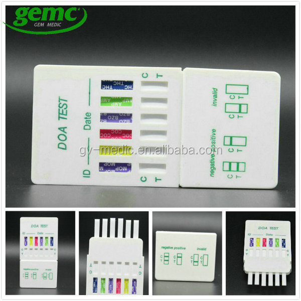 Multi drug screen test panel for cheap price