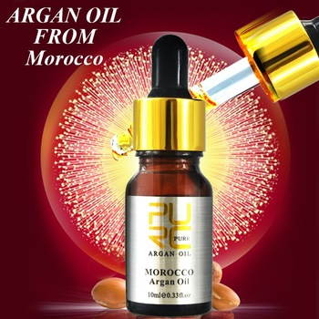 Fix acne skin treatment argan oil natural ingredient make skin more smooth and hair more shine