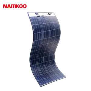 cheap price 200w semi pv 42v 200watt flexible solar panel kit