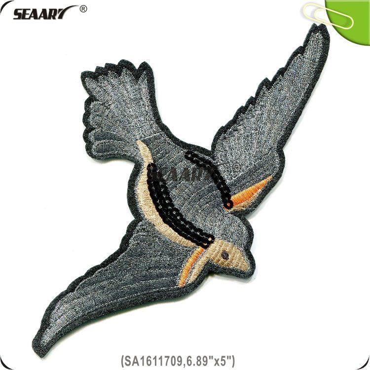 Venta al por mayor diseños de aves para bordar-Compre online los ...