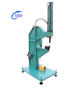 Hot sale Usun Model : ULYP 4-8 tons C frame hydro pneumatic riveting machine for hardware