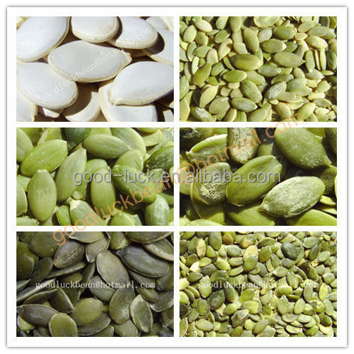 Shelled Snow White & Shine Skin Pumpkin Seeds, Grade A, AA