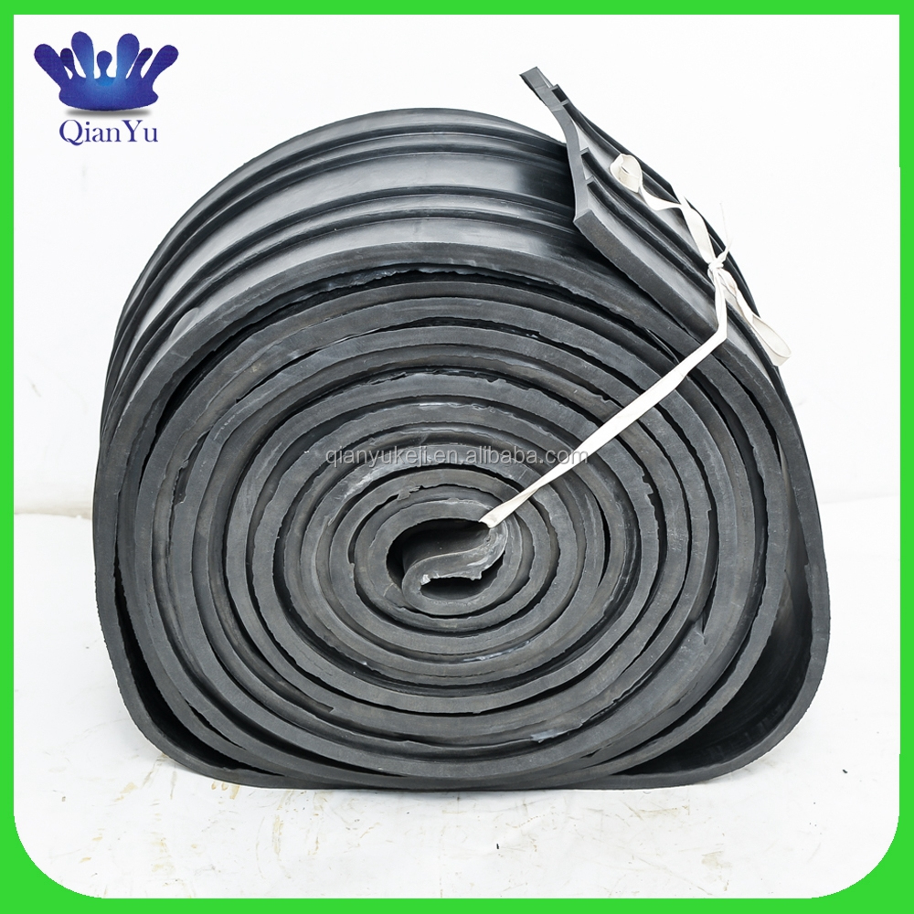 Professional Rubber waterstop for concrete joints tie rod