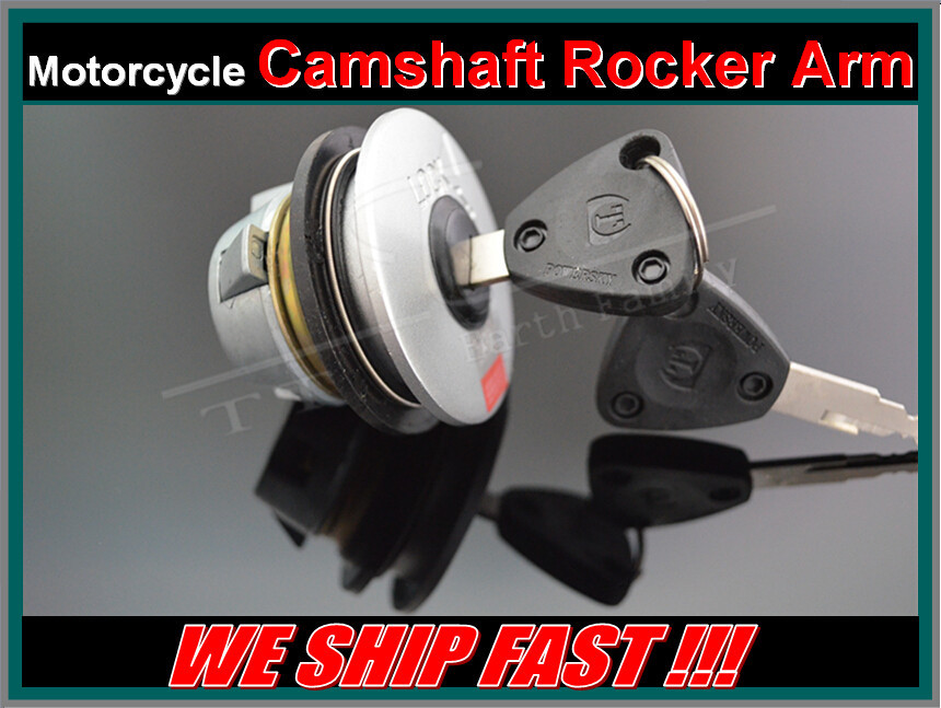 Бесплатная доставка мотоцикл части бензин газ крышка топливного бака с 2 шт. ключи от машины крышка для Yamaha FZR250 R FZR250R 1HX