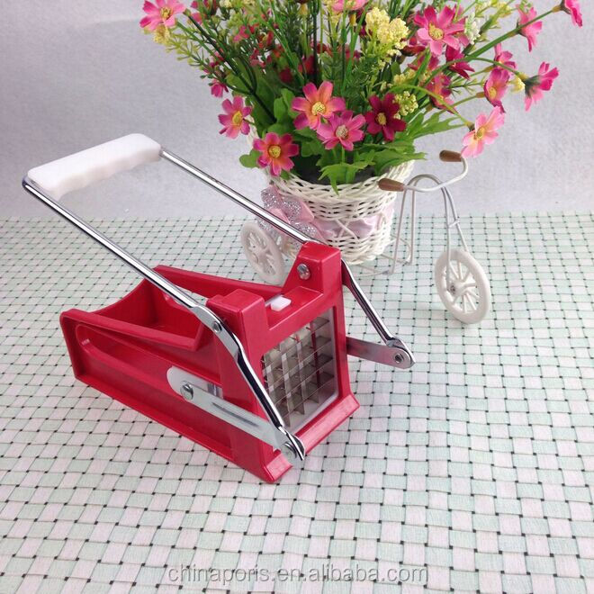 KFC using fries chops tools /potato chip french fries cutter potato chip slicer/ vegetable slicer with good quality