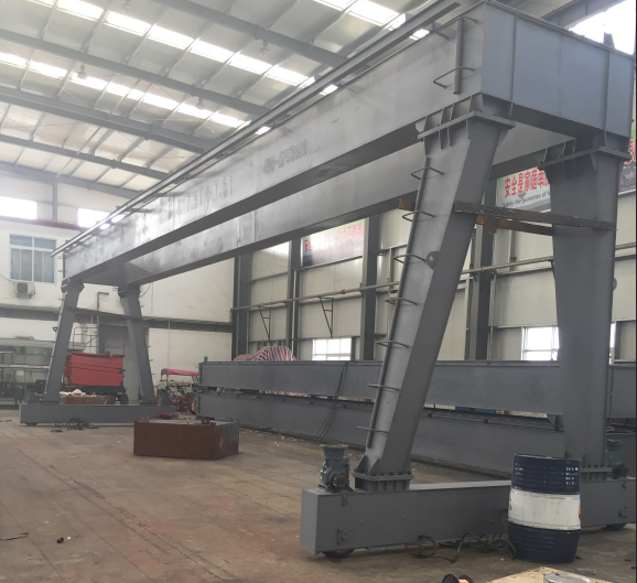CCS ABS Hatch Cover Lifting Gantry Crane