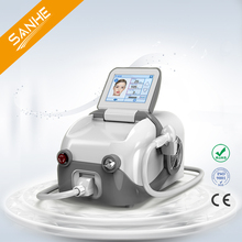 2017 Imported technology permanent hair removal, 808nm diode laser hair removal machine price