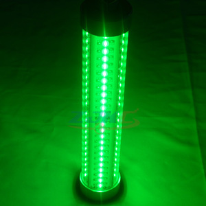green color IP68 underwater marine fishing lights