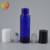 frosted amber clear blue roll on glass 5ml 8ml 10ml roller bottle with black white gold silver aluminum cap