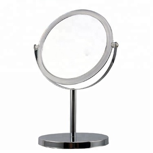 BX Group acrylic frame transparent plastic PS cosmetic mirror