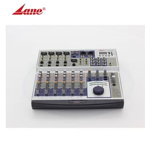 Professional Mini Music Equipment Mixing Console With Great Price lane-802