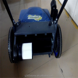 Ride on sweeper/wet industrial floor sweeper /Manual Sweeper Manufacturer