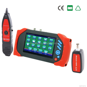 "Noyafa NF-711 7"" IP camera CCTV monitor tester pro with cable tester function"