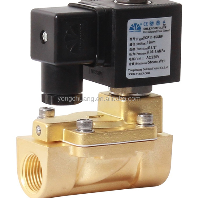 China industrial boiler valves wholesale alibaba yongchuang ycp11 ce approved diaphragm ptfe industrial boiler air solenoid valve 24v ccuart Gallery