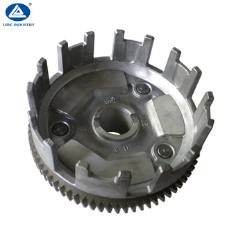 Bajaj CT100 Motorcycle Engine Parts Clutch Cover Assembly