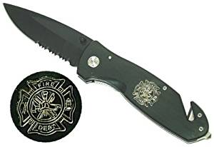 NEW Fire Department Rescue Knife K-1