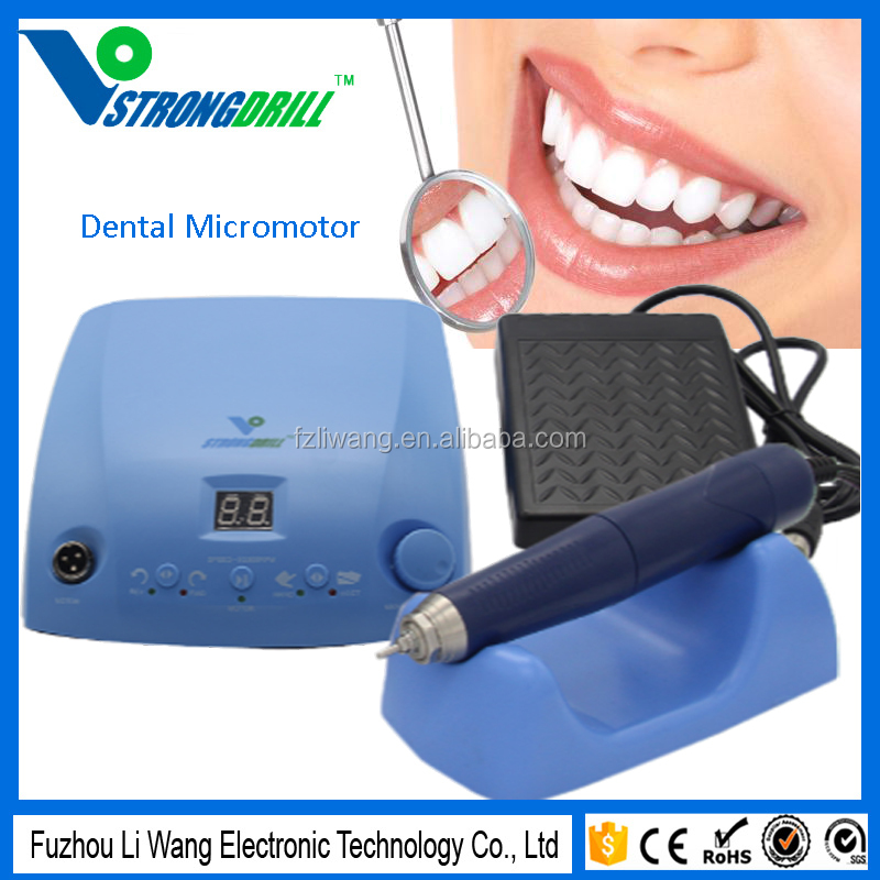 manufacture Strong drill 50000RPM dental brushless handpiece micromotor