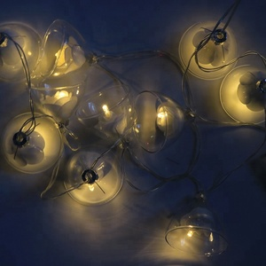 Evermore Outdoor Custom Decorative Rose Covers String Light