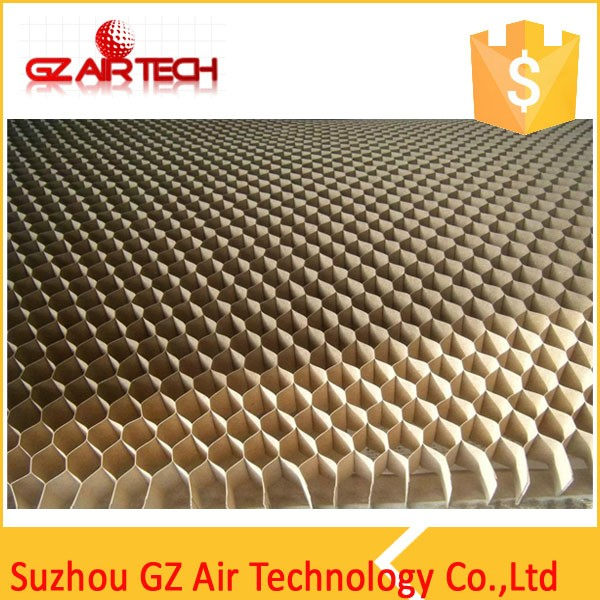 2017 New polypropylene honeycomb panel with high quality