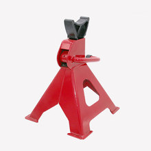 3 Ton Heavy Duty Auto Adjustable Rolling Car Screw Jack Stand