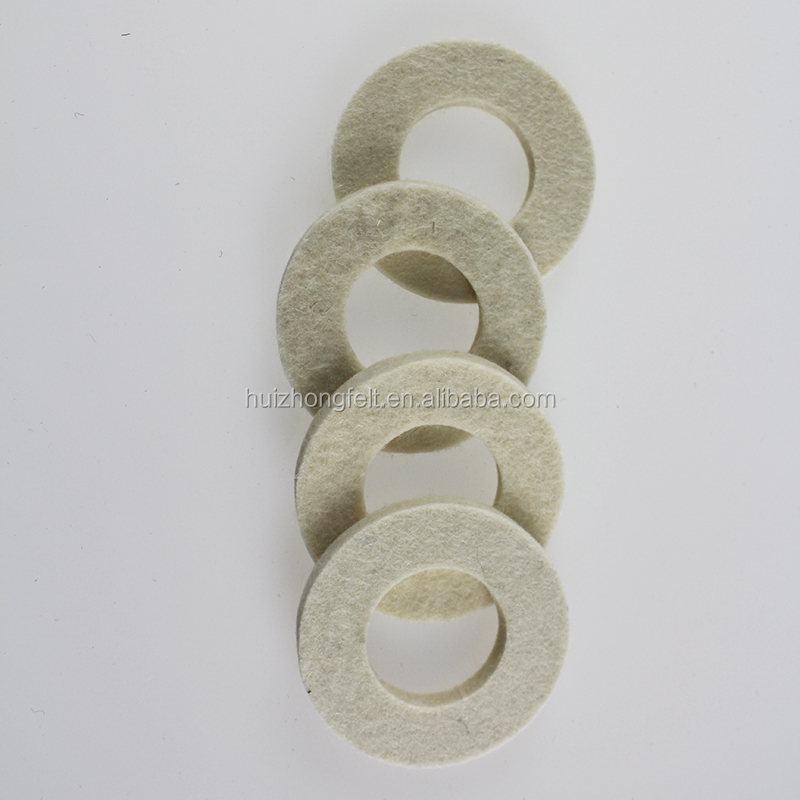 custom factory price felt seal ring for oil and door seal strip