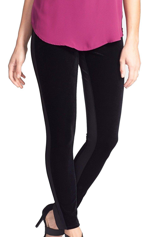 85edab12e955bc Get Quotations · Lyssé Lysse Leggings Womens Plus Control Top Velvet  Leggings