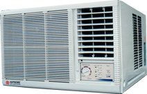 window type cooling heat pump hot water air conditioner