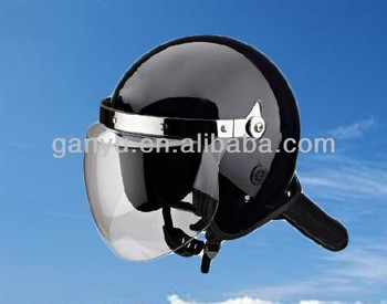Riot Gear Helmet For Riot Control Officers/full Head Protection ...