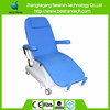 BT-DY001 Luxury reclining bed chair for dialysis electric dialysis recliner