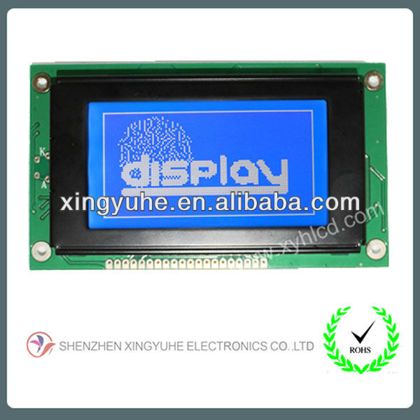 price 128x64 graphic lcd module projector replacement lcd panel shenzhen low price graphic lcd t6963c module