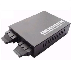 Newest Network Devices 10/100/1000M Multirate Fiber Mode Converter