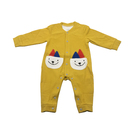 High Quality Newborn Romper Long Sleeve 100% Cotton Winter Baby Clothes For Boy Girl