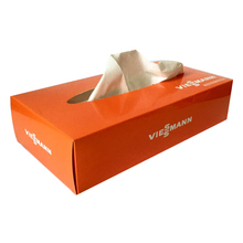 cardboard tissue paper package box