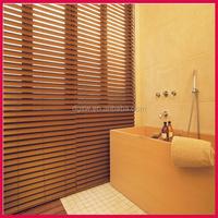 heavy-duty bathroom PVC faux wood waterproof window blinds tape for venetian blinds