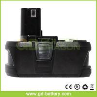 High Quality Replacement Cordless Tool Battery for Ryobi 18V 3.0Ah Ni-MH 1400672/B-1815-S