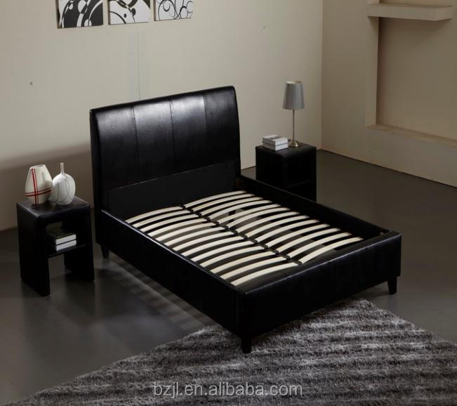 New Design Leather Bed, Bedroom furniture, special double bed XS P44