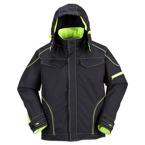 Professional Manufacturer Waterproof Windproof Workwear With Reflective Tape