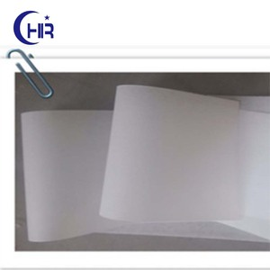 35g*160cm*150y Cold Water Soluble Non Woven Fabric/Embroidery Backing Interlining Paper with High Quality