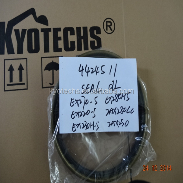 HYDRAULIC OIL SEAL FOR 4424511 EX270-5 EX280H-5 EX220-5 ZAXIS280LC EX230H-5 ZAXIS250