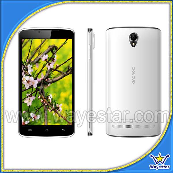 Mexico Mobile Phone 5 inch 480*854 MTK6572 Dual Core 3G WCMDA 850/1900