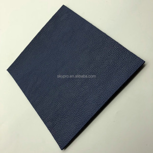 Colourful Factory Supply High Quality PU Leather Material For Shoes