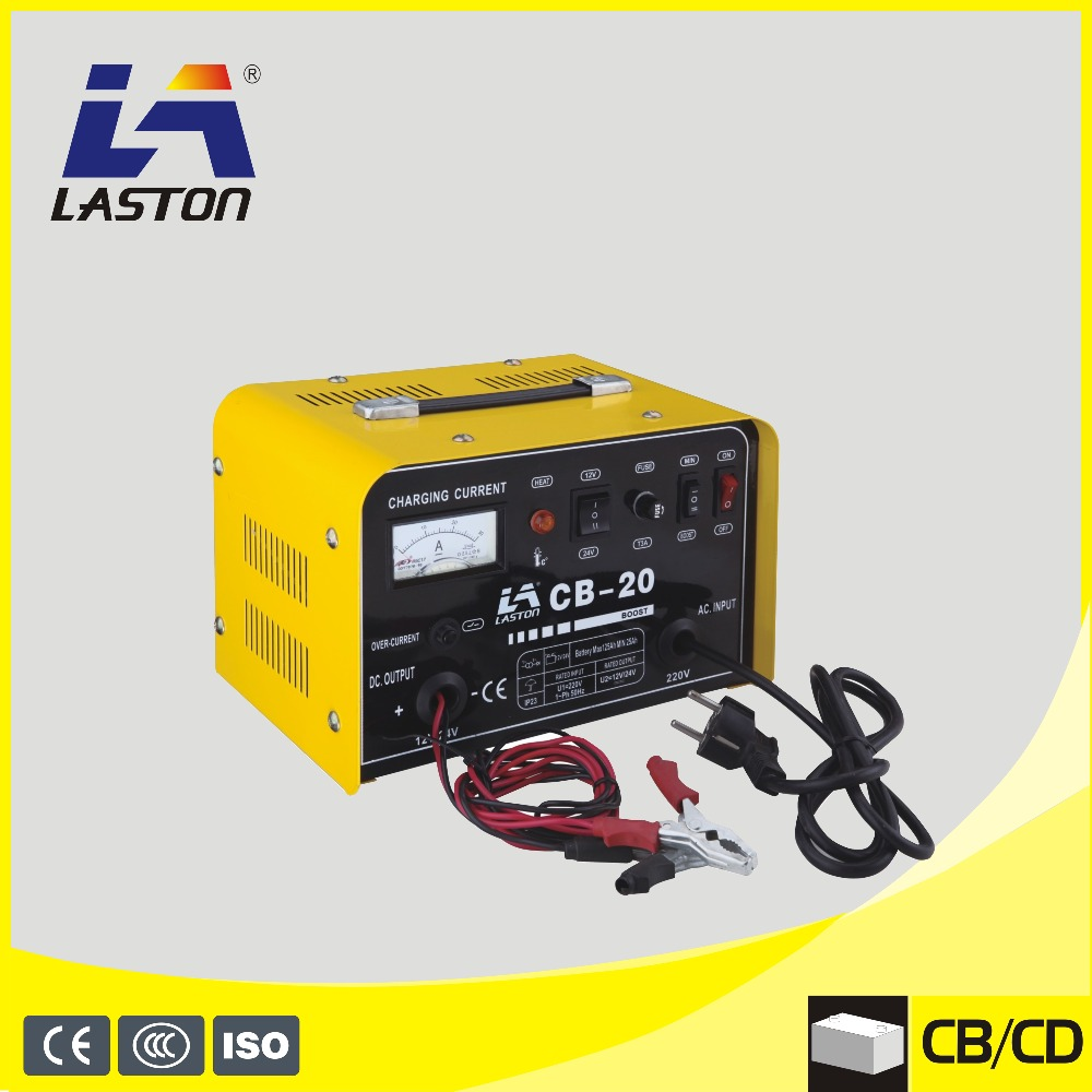 Cheap Portable Single Phase Battery Charger CB-20 Made In China