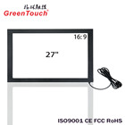 Inch Tv Best Quality Hot Selling 27 Inch Infrared Touch Screen Frame Or Touch Screen Monitor Or Lcd Tv