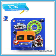Novelty Sports Eye Sight Toy 3D View Master