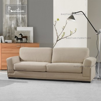 Nicoletti Italian Leather Sofa European Style Modern Full Sofas