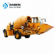 Best Price 1.5 Cbm 2.5 Cbm Korea Self Loading Mini Concrete Mixer Truck For Sale