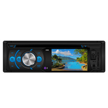 1 <span class=keywords><strong>din</strong></span> 3 pollice car multi-function vcd cd mp3 mp4 radio ricevitore con schermo TFT BT TV vista posteriore