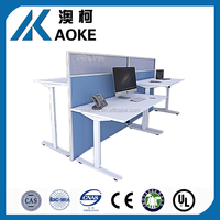 Electric Desk/Table Frame Base Sit-Stand Adjustable Height with Remote Control